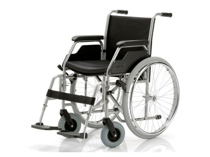 Invalidní vozík mechanický MEYRA repasovaný