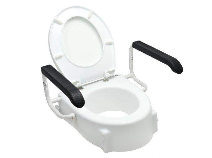 Nástavec na WC, výškově nastavitelný