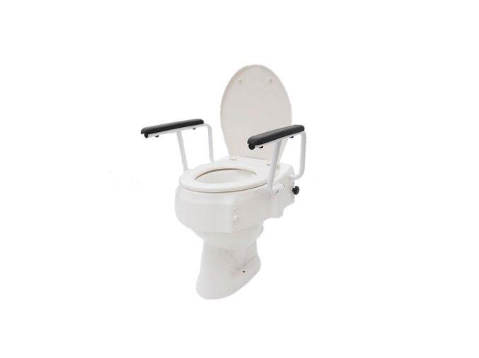 Nástavec na WC s madly 580