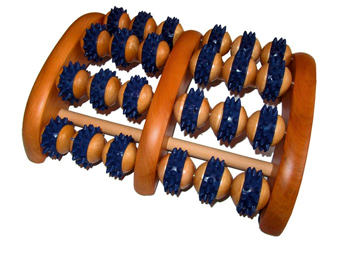 Masážní roller WB08 pro dvě nohy
