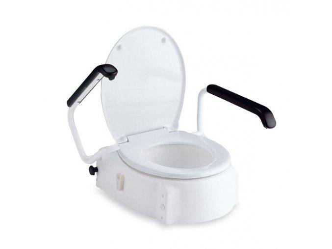 Nástavec na WC s madly