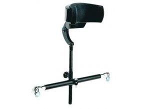 Opěrka hlavy k mechanickému vozíku