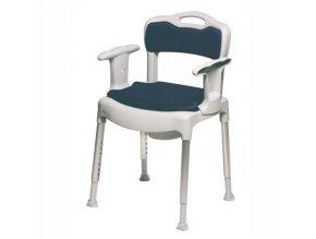 Sprchová a toaletní židle Swift Kommod