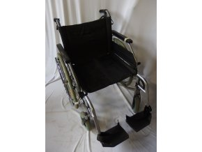 Invalidní vozík mechanický B+B repasovaný