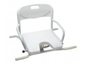 Otočná sedačka s hygienickým výřezem EXTRA