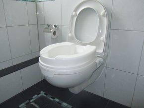 """Nástavec na WC """"RELAXON BASIC"""", 10 cm, bez víka"""