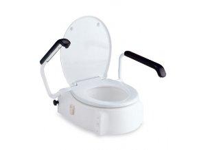 Nástavec na WC s madly repasovaný