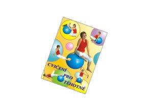 Cvičení pro těhotné - publikace
