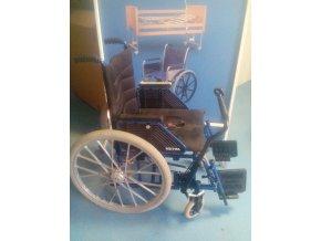 Invalidní vozík mechanický pro hemiparetiky