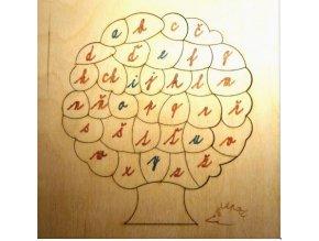 Písmenkový strom psací