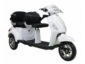 Elektrická tříkolka VOLTA VM4+ pro 2 osoby