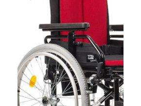 Invalidní vozík ocelovo-hliníkový CAMELEON
