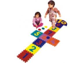 Panák skákací Flip Flop puzzle